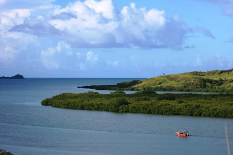153 acres on the ocean with hills $498k USD, Fiji Islands ...