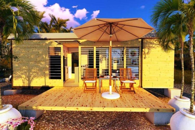 Tiny homes for sale in Fiji, South Pacific