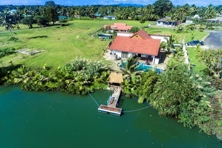 Mansion In Pacific Harbour, Fiji Islands South Pacific