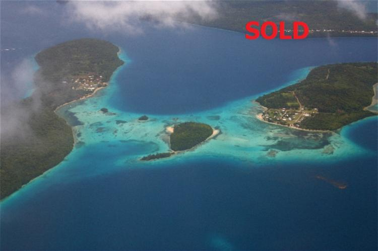 Remarkable beach property for sale, Vavau Islands, Tonga