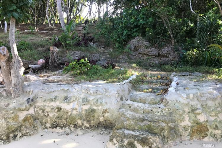 4 acres of beachfront property with two houses, Fofoa Island, Vavau, Tonga, South Pacific