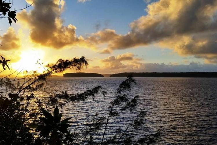 2 waterfront lots on Vava'u-Hunga Island