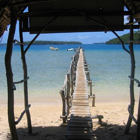 Are We Sinking? - Notes From Tonga - by Robert Bryce