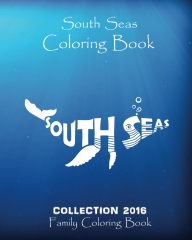 South Seas Coloring Book