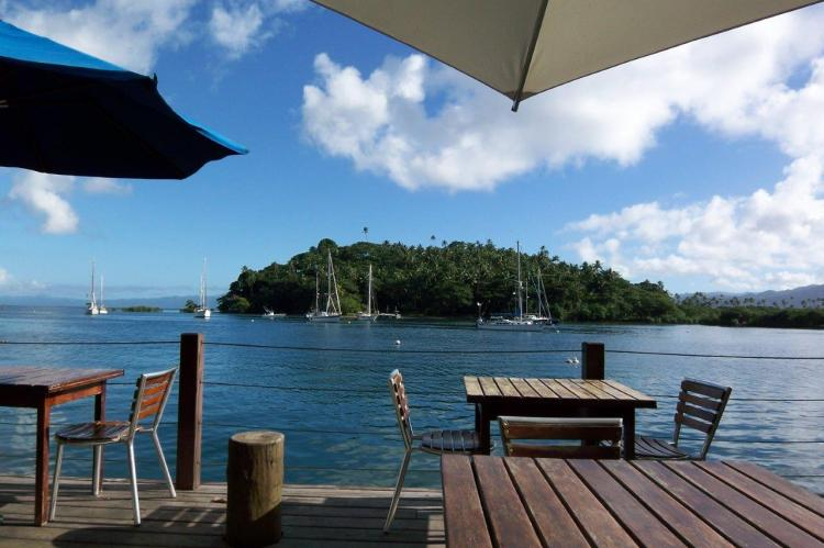 Top five best islands Savusavu Fiji Islands South Pacific