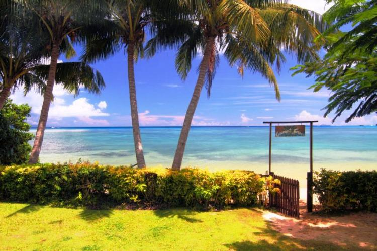 Coconut Grove Beachfront Resort for sale Taveuni Island Fiji South Pacific