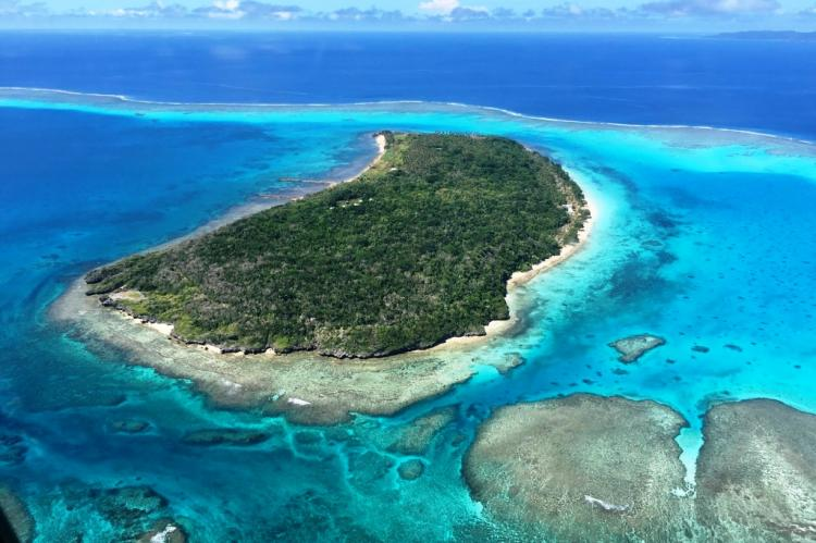 Katafanga Island for sale, Fiji Islands, South Pacific